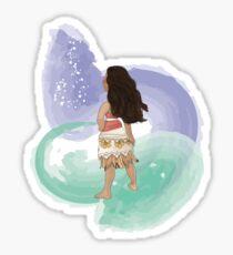 Ocean Voyager Sticker