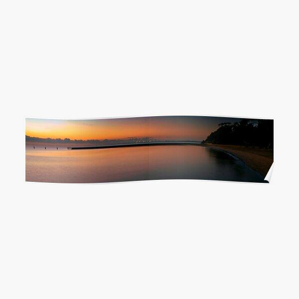 Dawn Serenity Poster