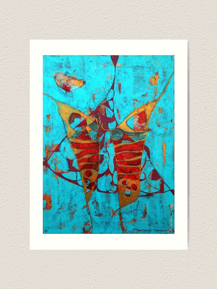 Alternate view of The Birth of the Butterfly Art Print