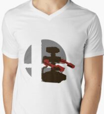 ROB (Famicom) - Sunset Shores Men's V-Neck T-Shirt