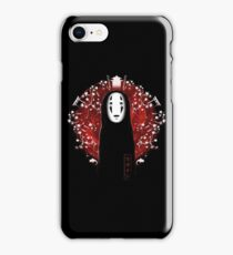 No Face iPhone Case/Skin