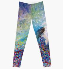 Being a Woman #5 (In a daydream) Leggings