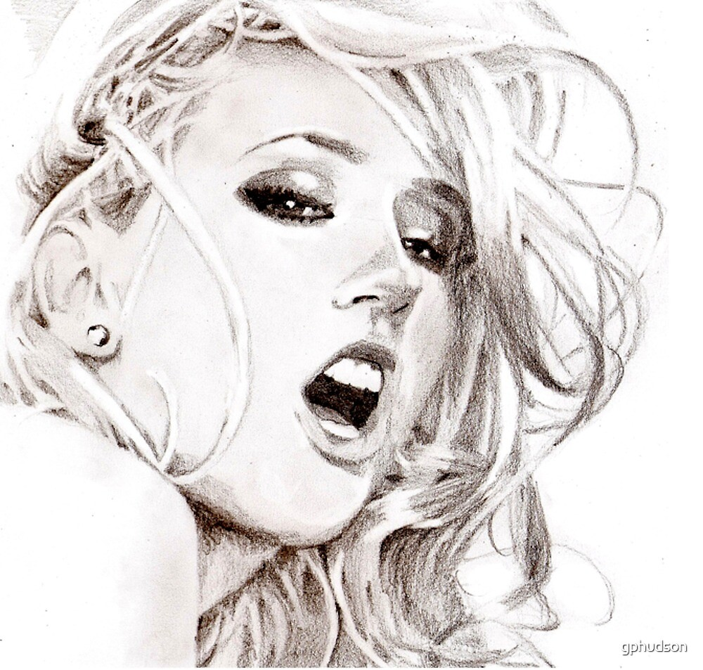 Blonde by gphudson