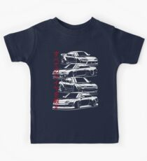 Kill all tires. Nissan S13, S14, S15  Kids Clothes