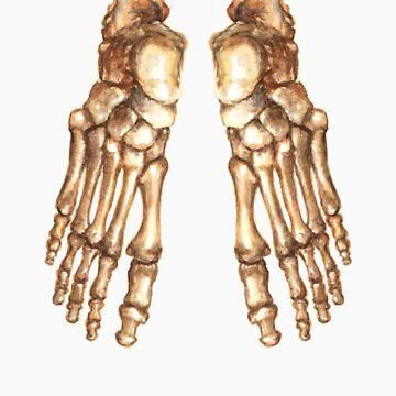 foot massage by hwiddy
