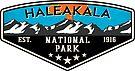 HALEAKALA NATIONAL PARK HAWAII VOLCANO HIKING NATURE EXPLORE CAMPER by MyHandmadeSigns