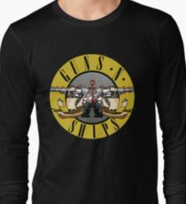 guns n ships T-Shirt