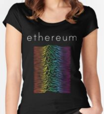 Ethereum Rainbow Women's Fitted Scoop T-Shirt