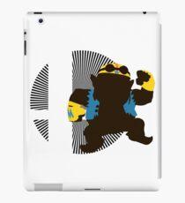 Wario (Biker) - Sunset Shores iPad Case/Skin