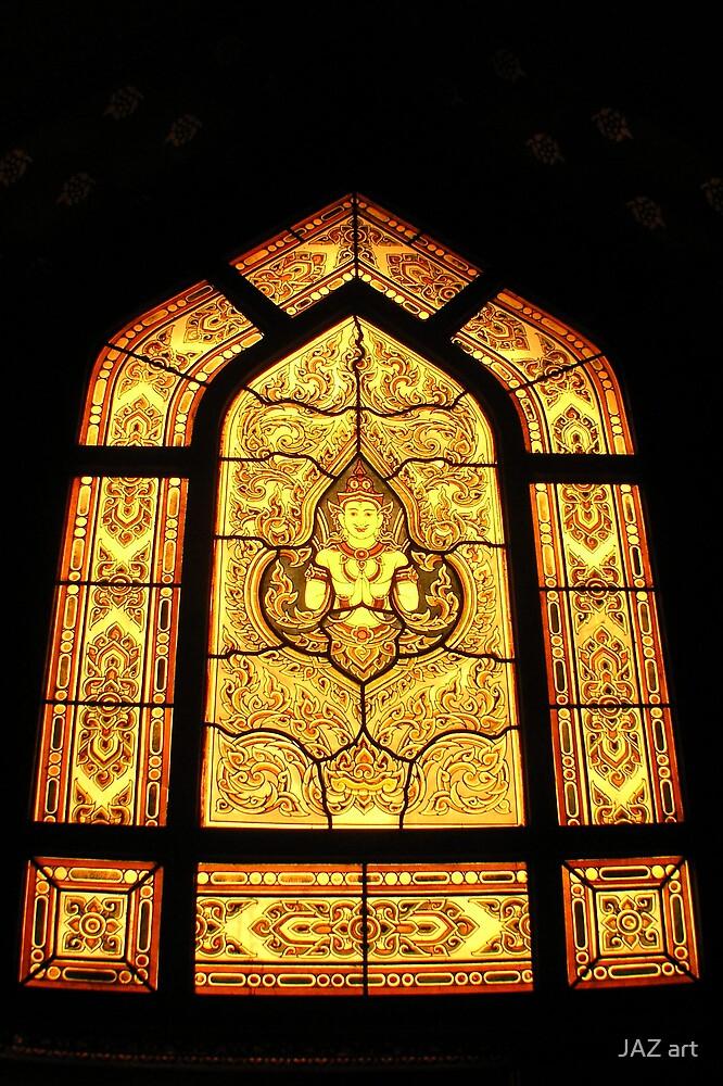 GLASS OF GODS..... by JAZ art