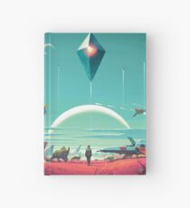 No Mans Sky - Horizon Hardcover Journal