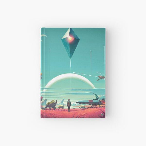 No Mans Sky - Horizon Hardcover Journal
