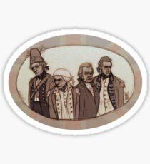 Loyalists Sticker