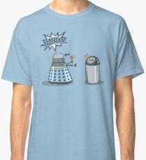 Dalek Crush Classic T-Shirt
