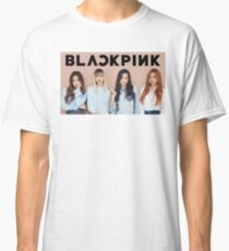 BLACKPINK 블랙핑크 - Group Photo Classic T-Shirt