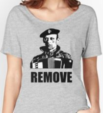 Remove Kebab Women's Relaxed Fit T-Shirt