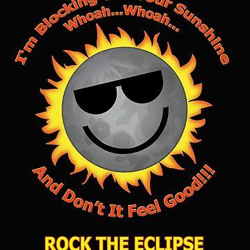Blocking Your Sunshine by ecliptomaniac