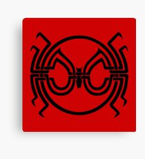 Norse Spider Canvas Print
