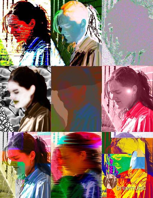 Warhol Me by breemusic