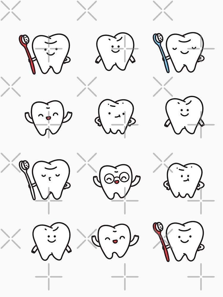 Funny teeth by kostolom3000