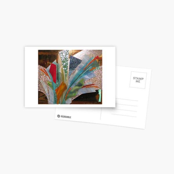 Glass Assemblage No.17 Postcard