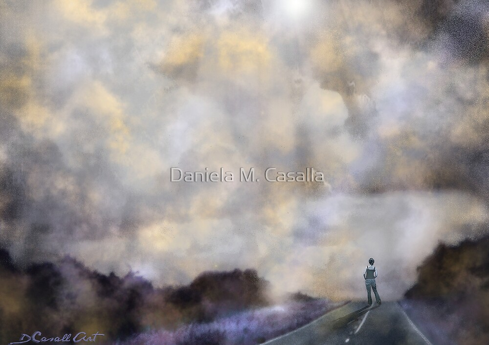 Facing the Storm by Daniela M. Casalla