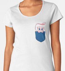 Mew pocket Pokemon Women's Premium T-Shirt