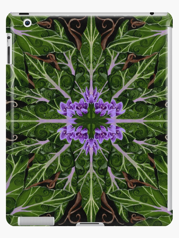 Mandrake Garden Ipad Case Skin By Eldrumtree Redbubble