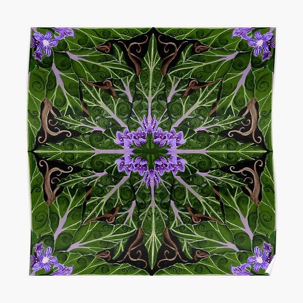 Mandrake Garden Poster