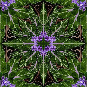 Mandrake Garden by EldrumTree
