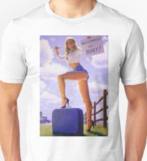 Hollywood Or Bust T-Shirt