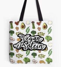 Vegan Protein  Tote Bag