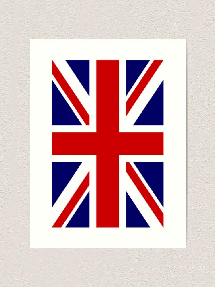 """""""UNION JACK, British, Union Jack Flag, 2:3 UK, United ..."""