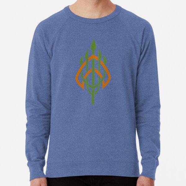 Aqua Lightweight Sweatshirt