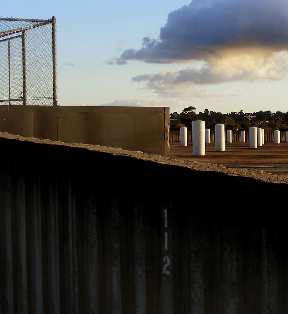 Wall 112 by Bruce  Watson