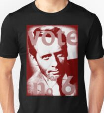 The Prisoner - Vote For Number 6 T-Shirt