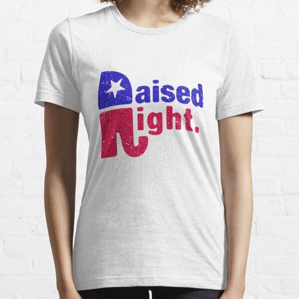 Raised Right - Republican Elephant Essential T-Shirt