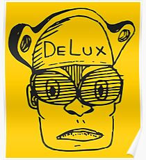 DeLux Man Poster