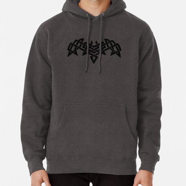 Bat Pullover Hoodie