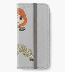 what's the sich iPhone Wallet/Case/Skin