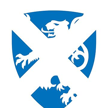 Scotland - The Lion Rampant by ucrew