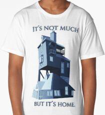 The Burrow - The Weasley House Long T-Shirt