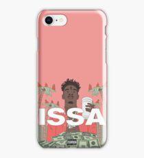 issa album cover iPhone Case/Skin