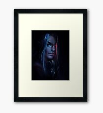 Kayn League Of Legends Framed Print