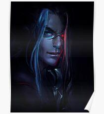 Kayn League Of Legends Poster