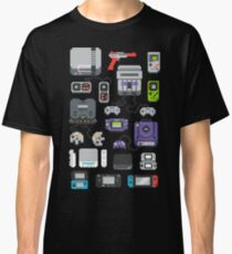 Super Pixel of my Childhood Classic T-Shirt