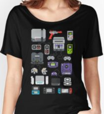 Super Pixel meiner Kindheit Loose Fit T-Shirt