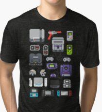Super Pixel of my Childhood Tri-blend T-Shirt
