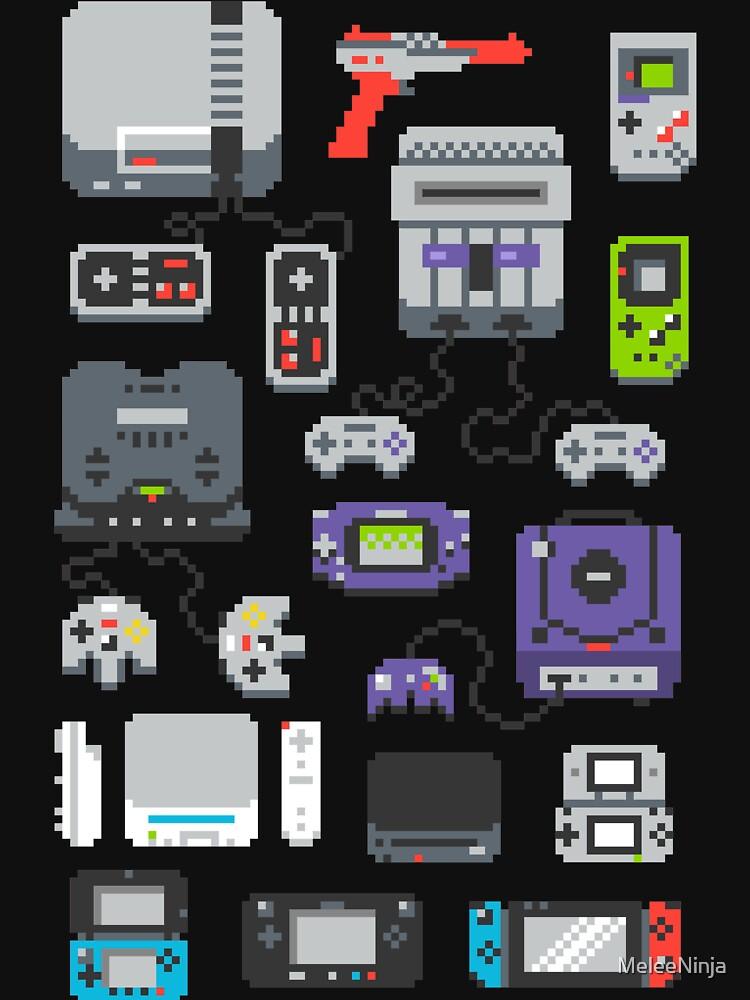 Super Pixel of my Childhood de MeleeNinja