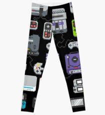 Super Pixel of my Childhood Leggings